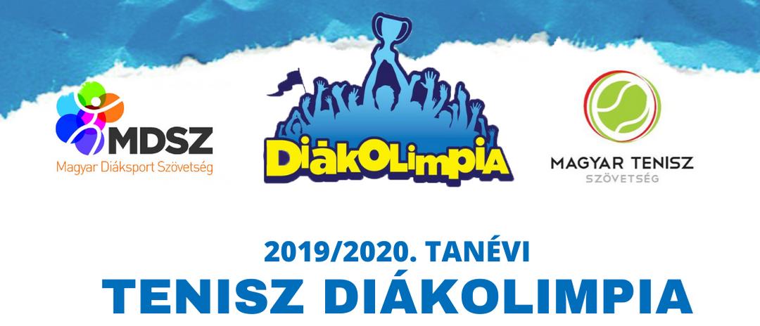 A 2019/2020. tanévi Tenisz Diákolimpia®  felfüggesztéséről